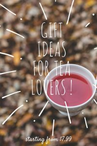 gift ideas for tea lovers