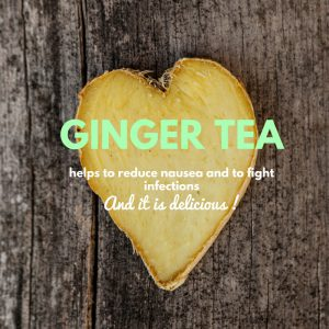 Health Ginger Tea