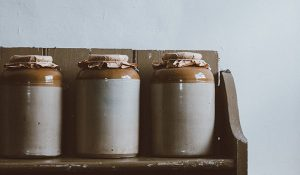 Loose Leaf Tea Storage Containers and Tins